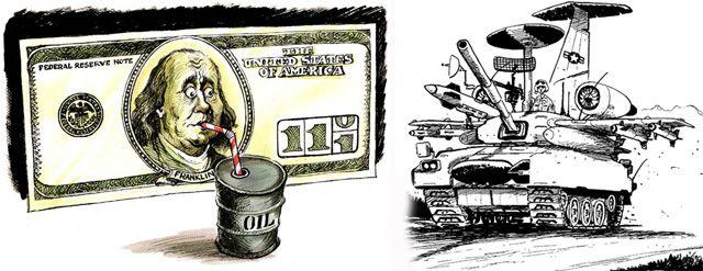 Drogen, Öl und Krieg. Die dunklen Seiten von dreißig Jahren US-Außenpolitik. Was steckt hinter den außenpolitischen Engagements der USA und hinter den zahlreichen militärischen Offensiven der Nachk…