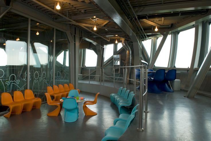 #Atomium - Kids'Sphere / Kinderbol / Sphère des Enfants. Playroom.