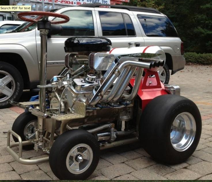 Racing Lawn Mower Parts: Speed Peerless Tecumseh Transmission