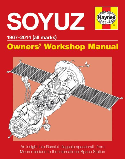 You never know when it might come handy Lol! Anyways you can buy one of Haynes Owners Workshop Manual for Soyuz space capsules on Amazon. russia russian space russian space craft soviet space soviet space program soyuz soyuz undocking 1967 2014 international space station retro