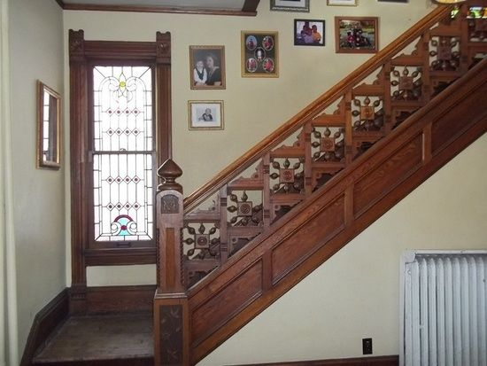 45 Best Old Staircases Newel Posts Images On Pinterest