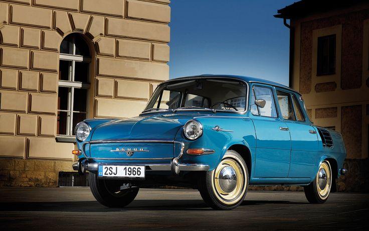 ŠKODA 1000 MB turns 50 - Vintage Racecar|Vintage Roadcar