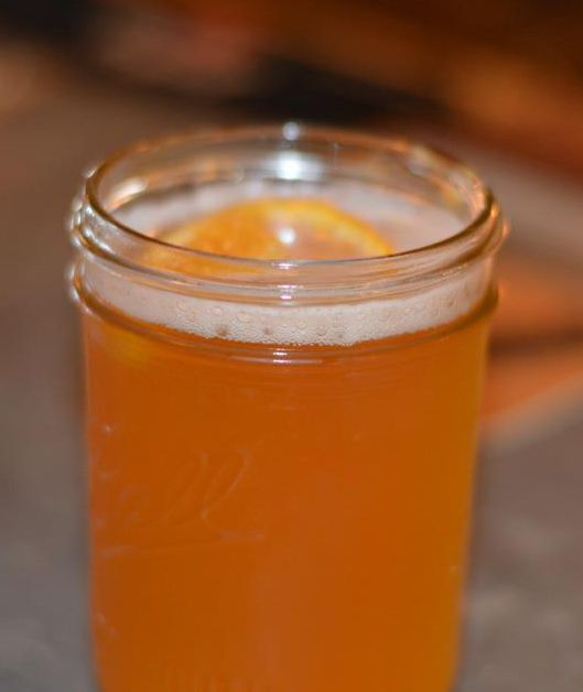 Bell's Oberon beer is summer in a glass.