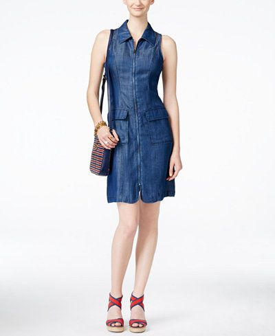 Fabuliss Spring Essential #1: Denim Dress/Skirt