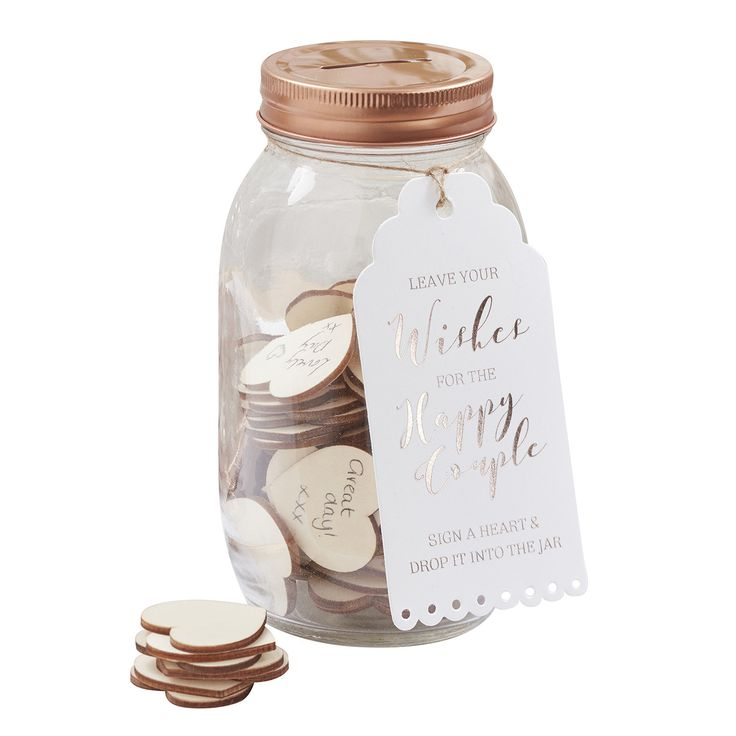 Check out Feeling Quirky Gifts: Wishing Jar Guest... Click here! http://www.feelingquirky.co.uk/products/wishing-jar-guest-book?utm_campaign=social_autopilot&utm_source=pin&utm_medium=pin