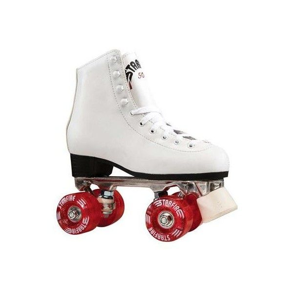 Blade X Starfire 500 Kid's Roller Skates ($100) ❤ liked on Polyvore featuring shoes and accessories