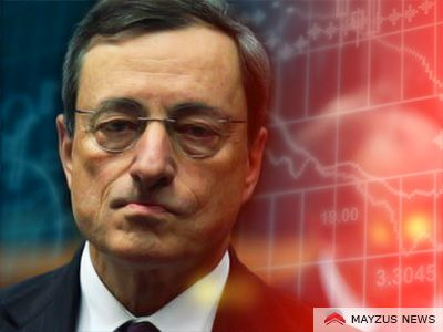 Comments Of Draghi Sent EUR/USD Down