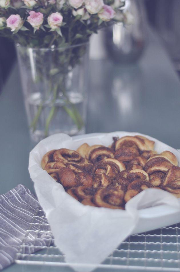 De bedste kanelsnegle – Emily Salomon