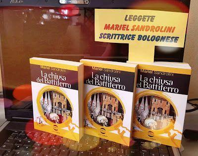 Mariel Sandrolini: leggete Mariel Sandrolini scrittrice bolognese