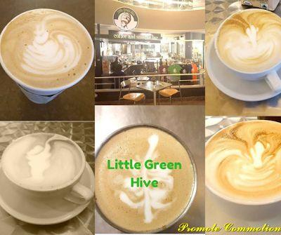 Little Green Hive  16 West Church SW  Roanoke, Virginia  Call (540) 400-7890  http://littlegreenhive.com/
