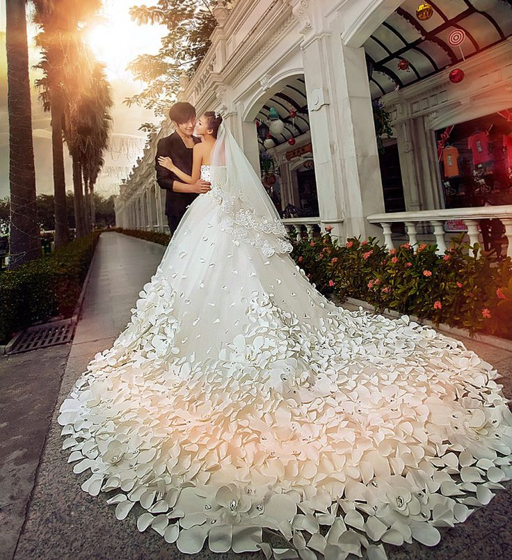 find this pin and more on wedding dresses beautiful trains