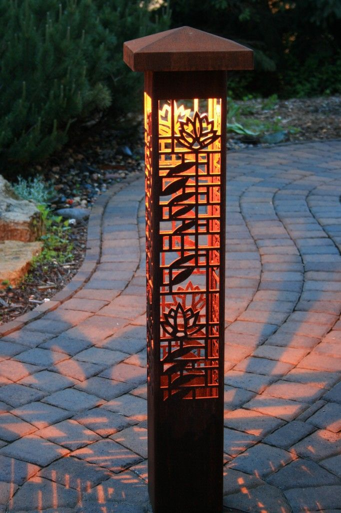 1000 Ideas About Outdoor Path Lighting On Pinterest