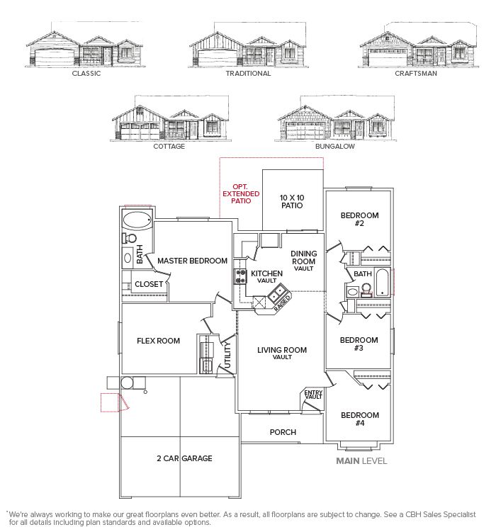Mccall 1416 floor plan beautiful floor plan for Floor plans you can modify