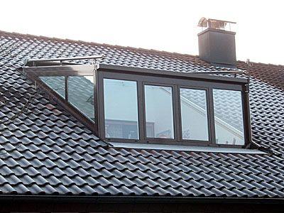 HVM Metallbau. Loft Conversion - Window