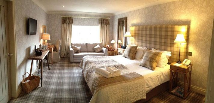 The Pheasant Hotel, Harome New Bedrooms > Interior Design > Home > Peter Silk of Helmsley Ltd