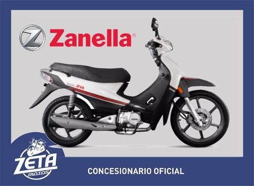 zanella zb 110 z1 full 0km modelo 2017 zeta motos