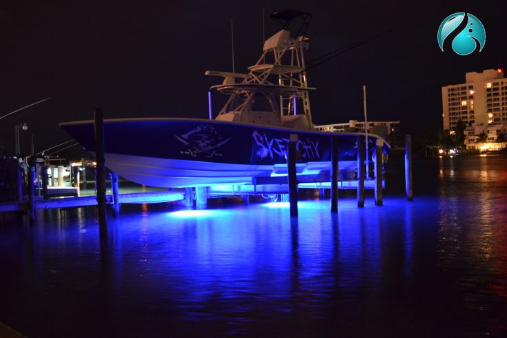 underwater dock lights | fishing boats | pinterest | underwater, Reel Combo