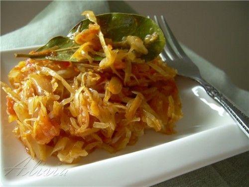 Блюда из квашеной капусты: вкусно, быстро и полезно! / Простые рецепты