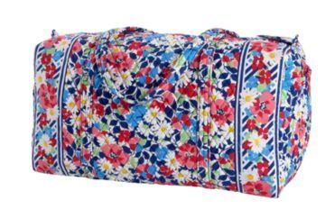 Vera Bradley Large Duffel, perfect for traveling!