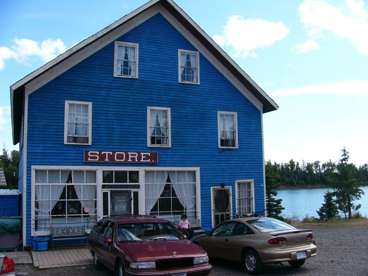 General Store - Silver Islet - Thunder Bay