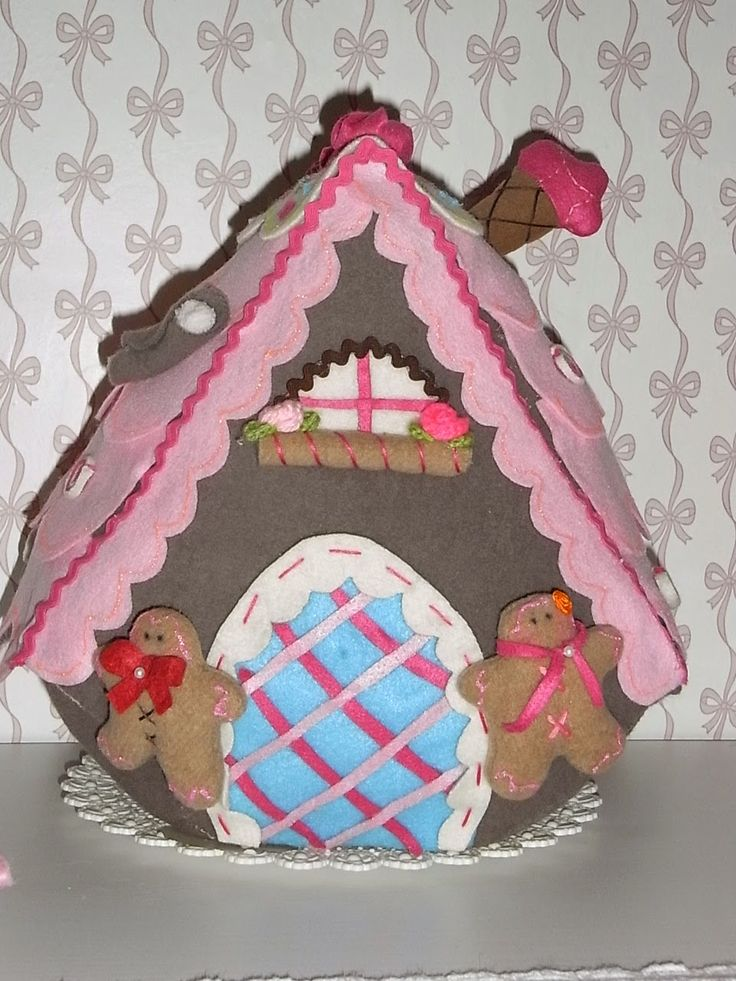 "LA VIE EN ROSE: Make your Christmas sweet...Casa dolce casa ""candy..."