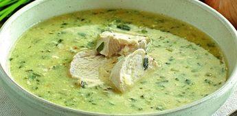 Грузинский куриный суп, в который вы влюбитесь с первого раза!