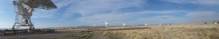 Karl G Jansky Very Large Array, National Radio Astronomy Observatory, St. Agustine Plains/Socorro, NM