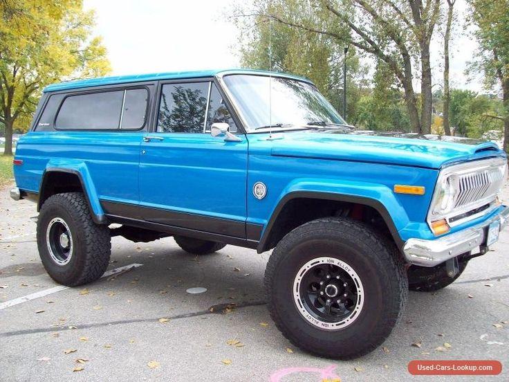 1977 Jeep Cherokee Chief #jeep #cherokee #forsale #canada