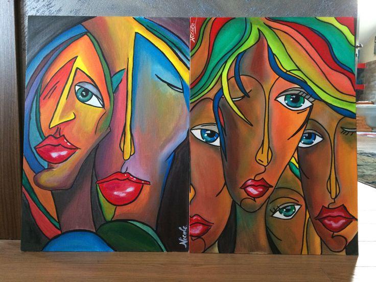 Color Acrylic on canvas