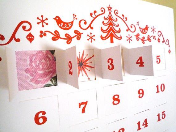 Advent Calendar Diy Template : Best images about christmas fun on pinterest shelf