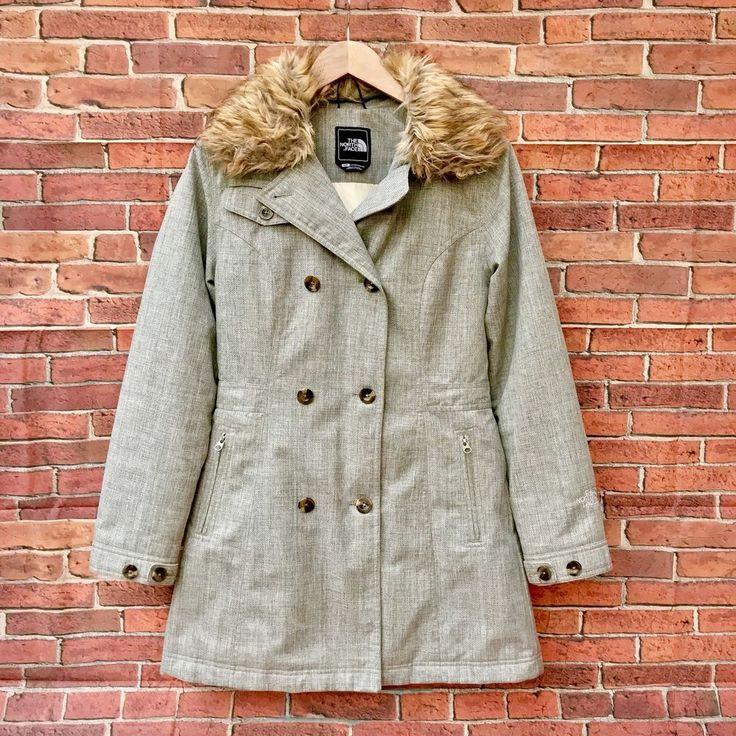 The North Face Boulevard Primaloft Insulated Parka Jacket Coat Women's Size S/P