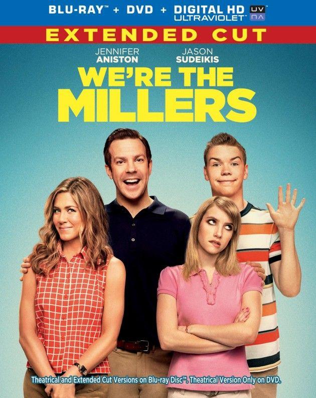 We're the Millers DVD Review: Jennifer Aniston & Jason Sudeikis' Fine Fake Family