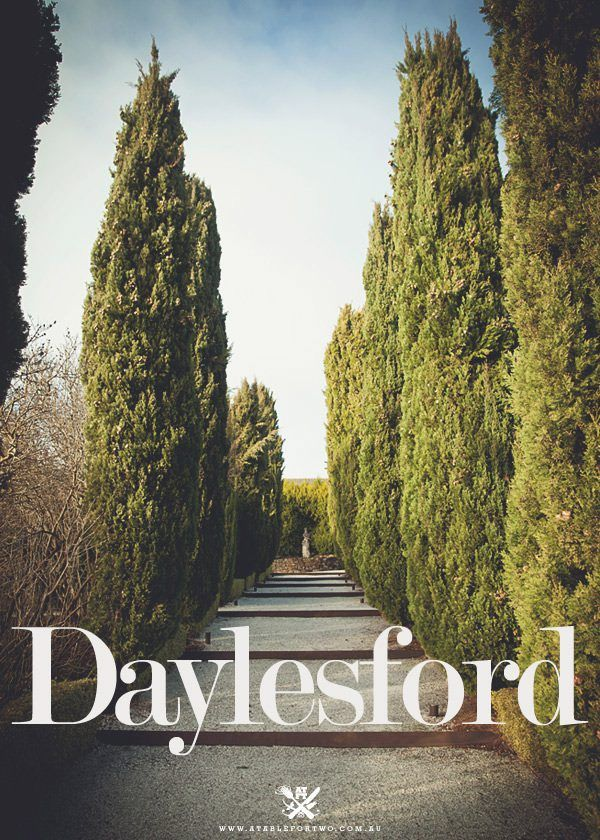 Frolicking in a winter wonderland. Daylesford is an easy 90 minutes drive from Melbourne, this little town is charming, quaint and queer, and the whole Shire is forever frequented by tourists and w…