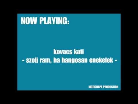 Kovacs Kati - Szolj Ram, Ha Hangosan Enekelek Breakbeat