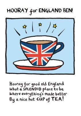 As a bona fide British person, I can confirm that this is true. ;)