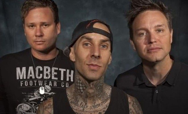 Blink-182 Sidewave Announced