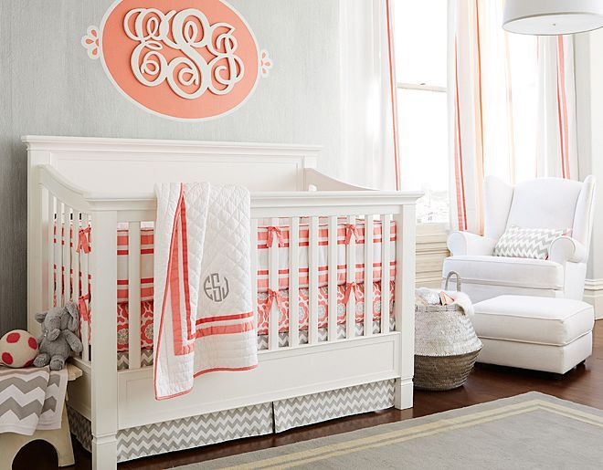 Pottery Barn Kids Harper Coral on potterybarnkids.com