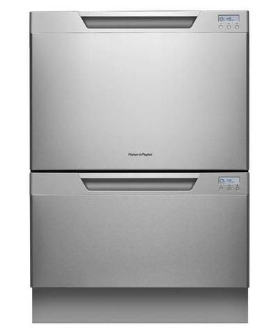 Fisher Paykel DD24DCHTX7 24 DishDrawer Series Drawers Semi-Integrated Dishwasher