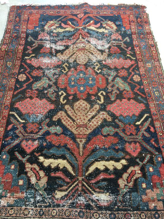 Antiques Open To Offers? Good Quality Old Rug