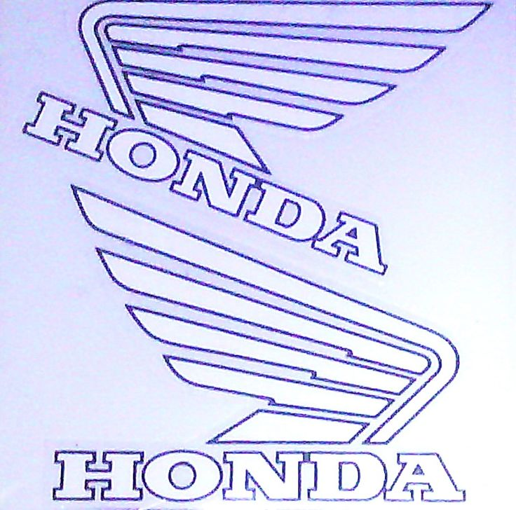 Honda+Medium+stickers+x+150, £29.99