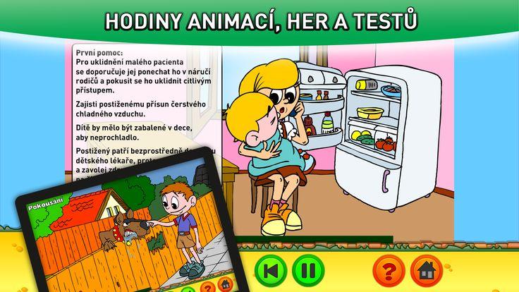 Hodiny animací, her a testů