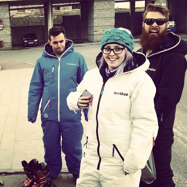 Oneskee team #apresski #team #special #snowboarding #skiing #toomuchsun