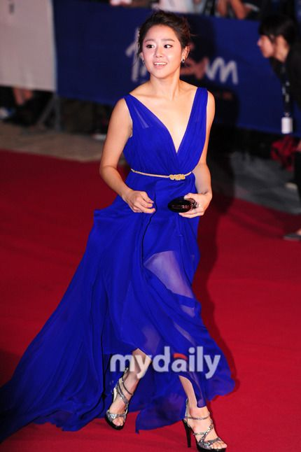 Moon Geun Young ★ #KDrama (17th BIFF Opening Ceremony)