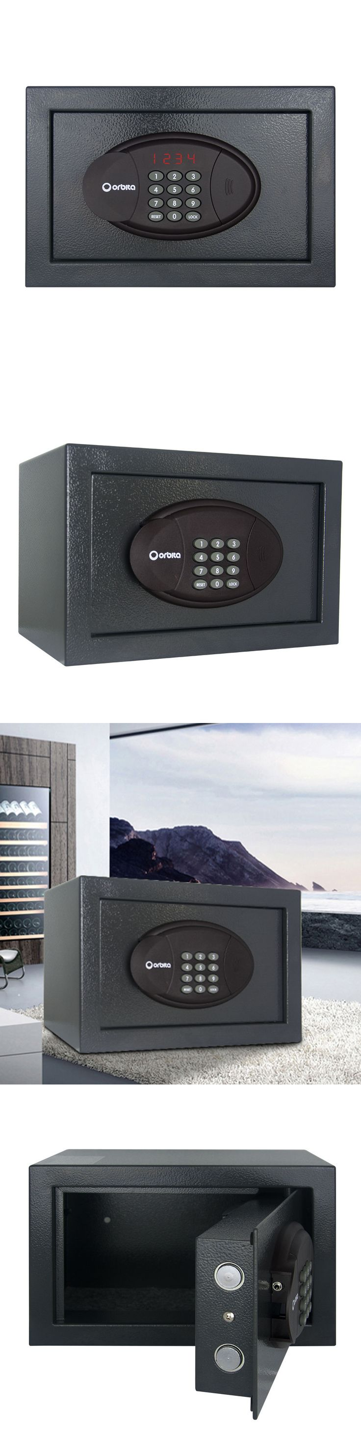 Safes 121836: Digital Electronic Safe Box Keypad Lock Box Large Security Home Office Hotel Gun -> BUY IT NOW ONLY: $45.69 on eBay!