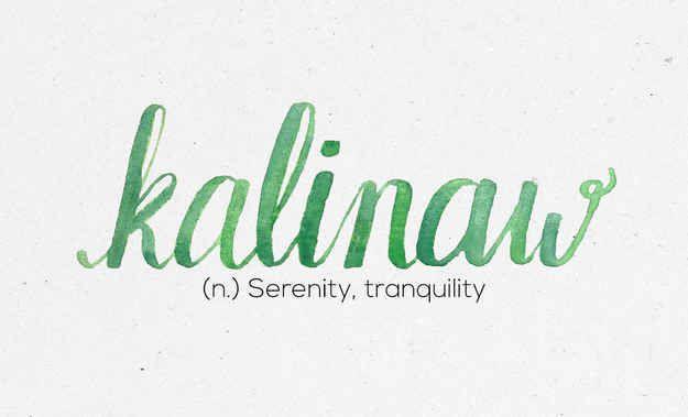 """Kalinaw"""