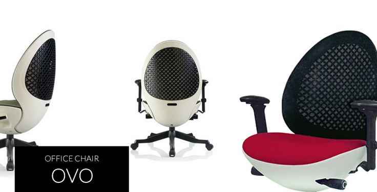 Ovo | HighPoint Office The modernized egg chair for your office. With elastomeric mesh backrest for better air circulation, synchronized mechanism, side tilting tension control and 4 way adjustable armrest covered with soft PU.