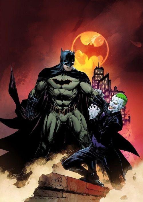 Ed Benes - Batman rebirth