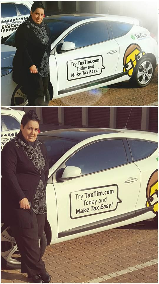 One of our #TaxTim drivers getting paid to get the conversation started. #EarnExtraCash #BrandYourCar #Bucks4Influence