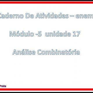 @aderae @e Atividades E edema Mdddie a5 [umidade 17 Aaaiiee @embiaatdria Arthur Prata   (Fun/ est) A) Quantos são os números inteiros positivos de quatro. http://slidehot.com/resources/caderno-de-ativ-enem-unid-17analise-combinatoria.24705/