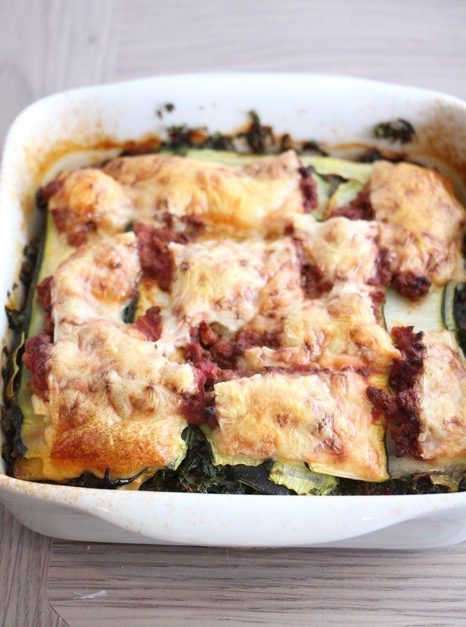 Sunn og smakfull lasagne - Trening, bodyfitness og fordommer